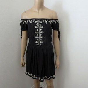 NWT Hollister Off-Shoulder Peasant Dress XS